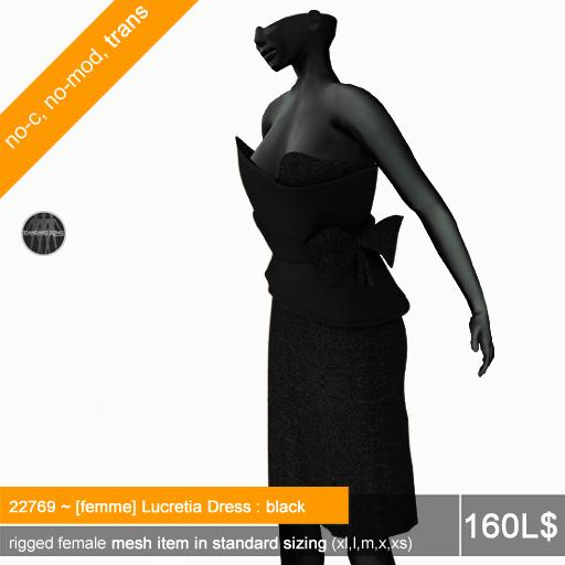 22769 Lucretia black